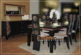 Ella Dining Room by Scroll Dining Room U2013 Bellacasa Egypt Furniture