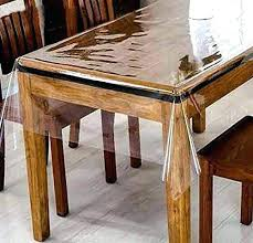dining room table covers protection simple fashion plaid table
