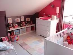 chambre bébé mansardée stunning deco chambre bebe fille mansardee contemporary design
