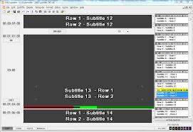fab subtitler exporting open subtitles into final cut pro 7