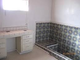 tiled baths two tiled bathrooms ugly house photos