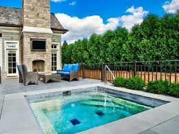 designs for dining room small backyards with inground pools small