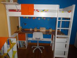 chambre enfant mezzanine garcon papier mobilier gautier achat decoration massif bois vente