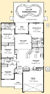 Floor Plans With Two Master Bedrooms Luxury House Plans With Two Master Suites For The Home