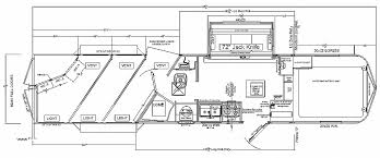 horse trailer living quarter floor plans horse trailer living quarter floor plans elegant living quarters