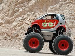 bigfoot 4x4 monster truck smart car turned monster truck markpascua com