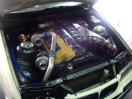 turbo bmw e36 bmw e36 m50 td06 turbo