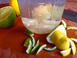 membuat infused water sendiri 8 resep infused water sederhana agar air putih jadi sekejap