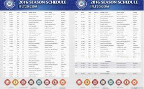 2016 ipl match list vivo ipl schedule 2016 wallpapers