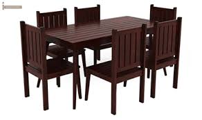 Six Seater Dining Table And Chairs Where Can I Buy Six Seater Dining Table In Mumbai Quora