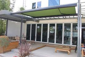 B C Awnings K300 Retractable Awning Great For Waterfront Properties Compact