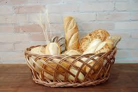 Breakfast Basket Free Photo Food Breakfast Basket Breads Bakery The Bakery Max Pixel