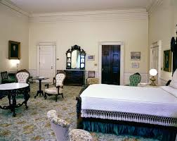 view of president john f kennedy u0027s rooms white house in 1962