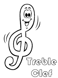 music notes coloring book music air trumpet notes