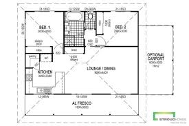 2 Bedroom Granny Flat Floor Plans Stand Alone Granny Flats Stroud Homes