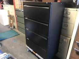 Used 4 Drawer Lateral File Cabinet by Used Files