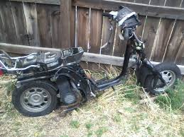 got a free honda elite 80 screwed up the ignition