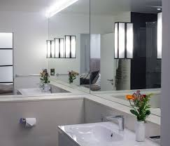 Bathroom Wall Mirror Ideas 10 Rooms With A Mirrored Wall