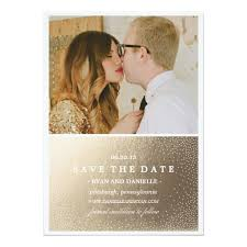 save the date announcements gold foil save the date save the date announcement ladyprints