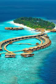 lily beach resort in the maldives located on the tropical ari