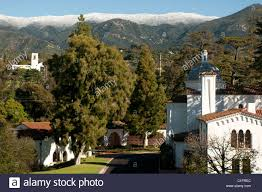 montecito cemetery chapel and country club tower spanish style