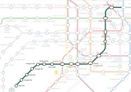 Shenzhen Metro Map Going Underground Shanghai U0027s New Subway Extensions City Weekend