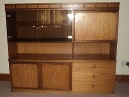 g plan teak display unit retro vintage 1973 44 years old very