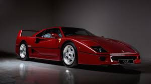 widebody ferrari widebody ferrari f40 rendered as le mans racecar looks like a