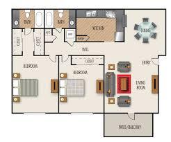 2 bedroom 2 bath vinings palisades luxury apartment homes in