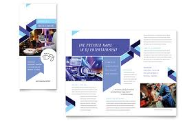 business event marketing brochures flyers invites