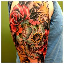 skull sleeve tattoo designs az tattoo designs az tattoo designs