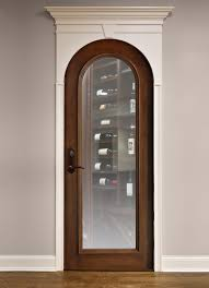 custom door glass wine cellar doors from doors for builders inc solid wood doors