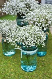 Bulk Baby S Breath Best 25 Babys Breath Centerpiece Mason Jar Ideas On Pinterest