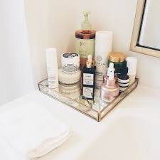 bathroom vanity storage organization 8 charts that will help you become a skin care expert