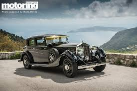 vintage rolls royce phantom 1933 rolls royce phantom ii motoring middle east car news