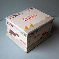 Personalised Keepsake Box Personalised Keepsake Boxes Early Years Boutique