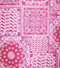 Pink Home Decor Fabric 45 U0027 U0027 Home Essentials Fabric On The Farm Bandana Red Joann