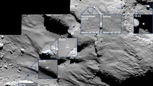 Resting Space Philae Lander U0027s Final Resting Place Located On Comet The Two Way