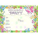 Butterfly Invitations Amazon Com Butterfly Invitations U0026 Cards Party Supplies Toys