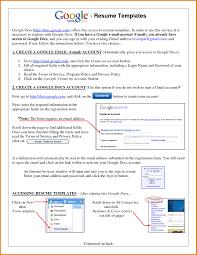 google resumes resume templates