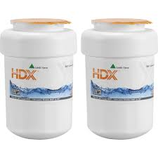 For The Home Store by Hdx Water Filter For Ge Refrigerators Dual Pack Hdx2pkds0 The