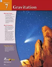 chapter 7 gravitation