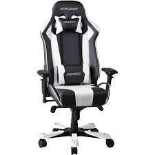 siege pas cher gracieux chaise de gamer pas cher dxracer king gaming chair blanc