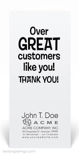 business thank you cards we flip your business thank you card 80124 harrison