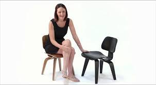 replica eames dcw dining chair wood from matt blatt youtube