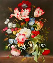 online buy wholesale famous still life paintings of flower from