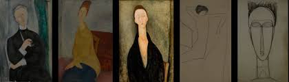 two new exhibits amedeo modigliani and arthur szyk the three