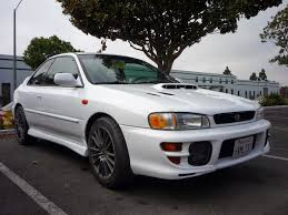 subaru rsti coupe auto body collision repair car paint in fremont hayward union city