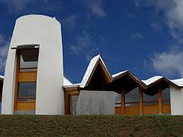 maggie cancer care centre frank o gehry dundee scotland 2003