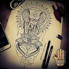 the 25 best elephant tattoo design ideas on pinterest elephant